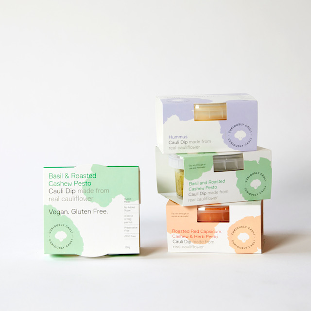 branding product for curiously cauli 013