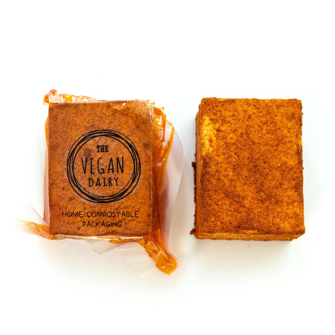 hunter blog the vegan dairy aged smokey packaging