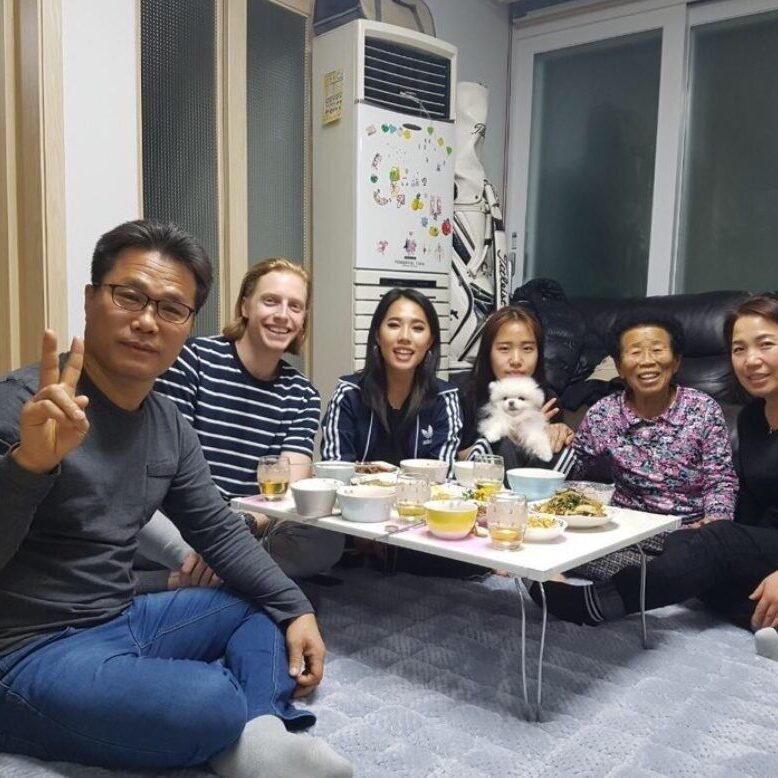 hunterand blog the making of bae juice meeting sumins family the trip i first tried korean pear juice