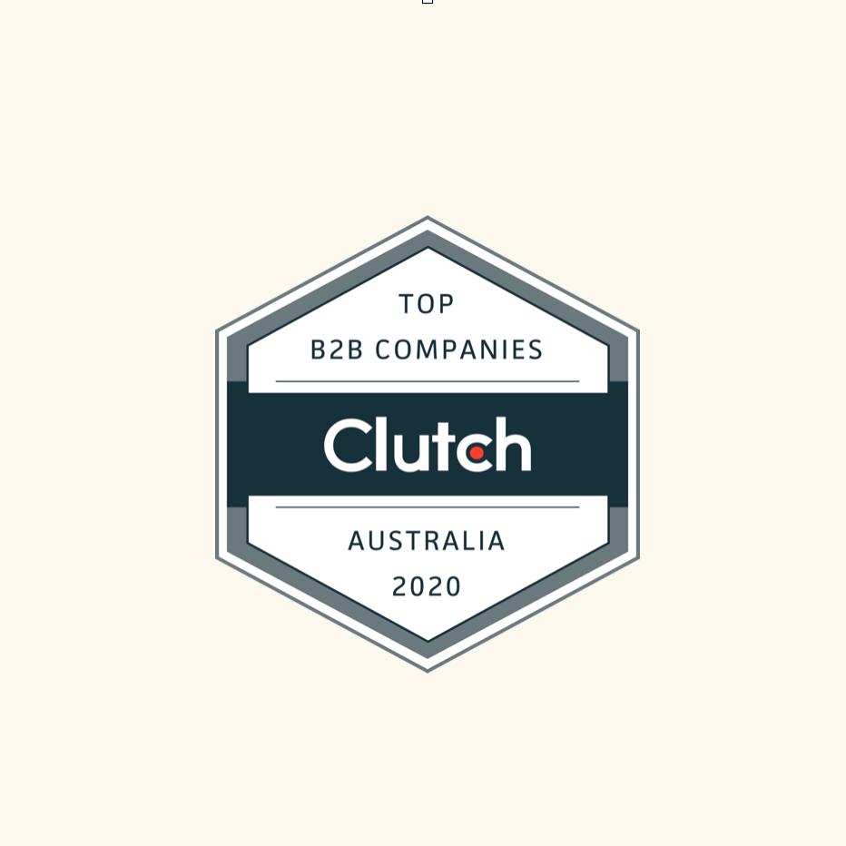 hunterand blog clutch named 100 companies as the top b2b companies in australia clutch top 100 hunter creative branding agency