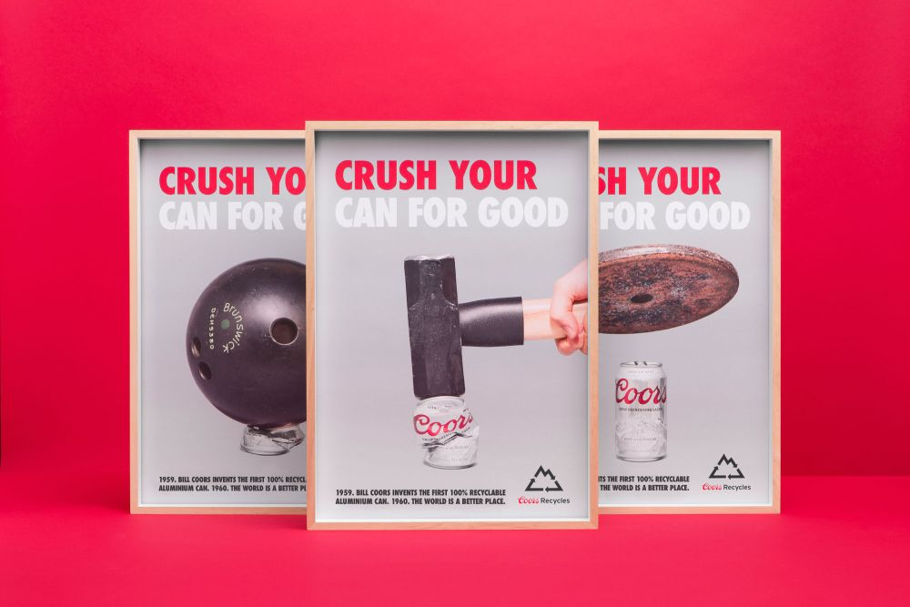 hunterand projects coors beer brand activation 1