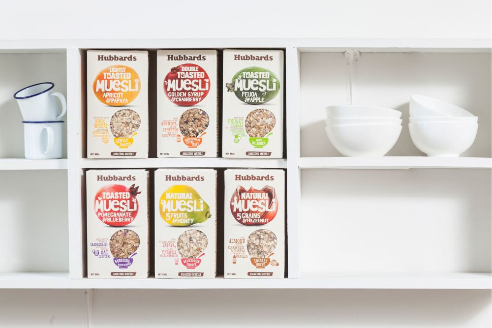 hunterand projects hubbards foods brand campaign 5