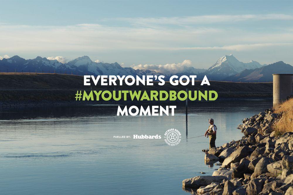 hunterand projects myoutwardbound hubbards brand campaign 2