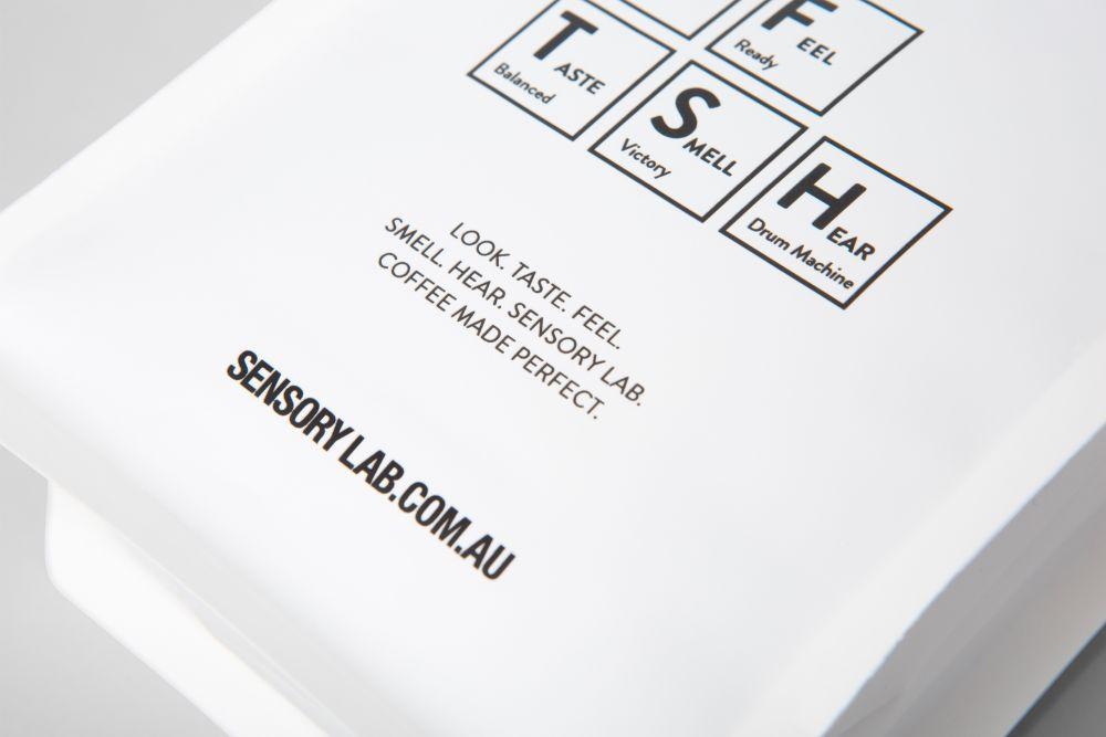 hunterand projects sensory lab brand identity 3