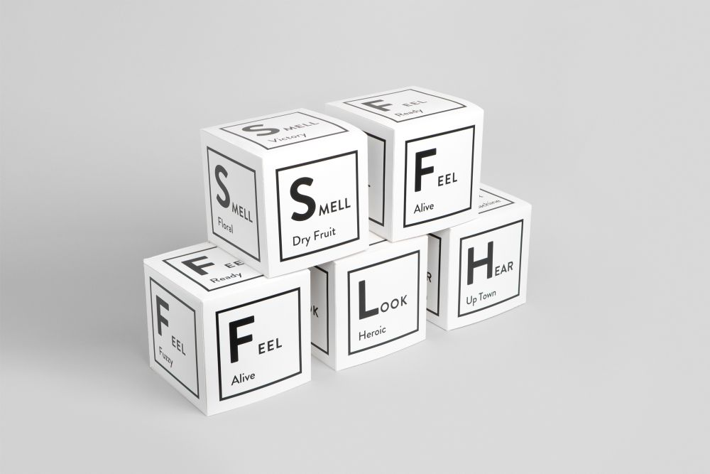hunterand projects sensory lab brand identity 5